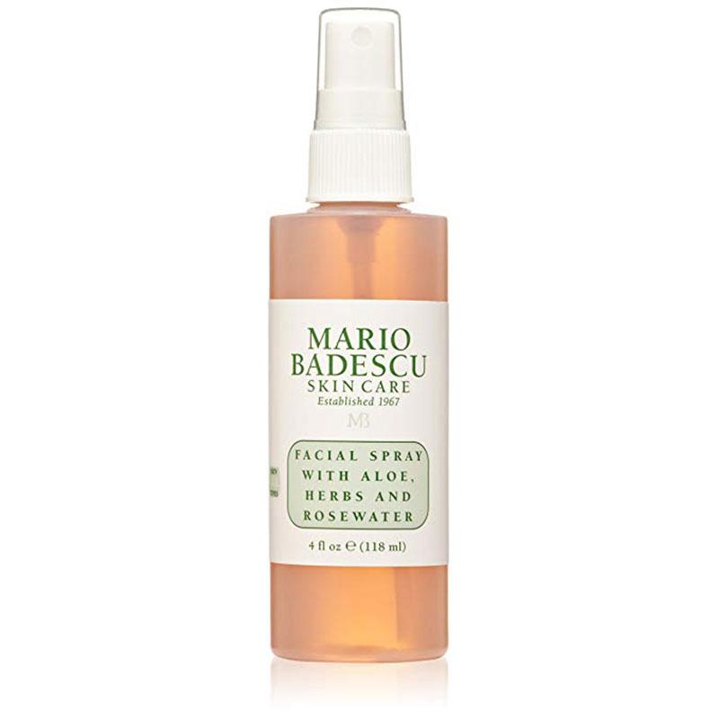 Mario Badescu Facial Spray with Aloe, Herbs and Rosewater (Photo: Amazon)