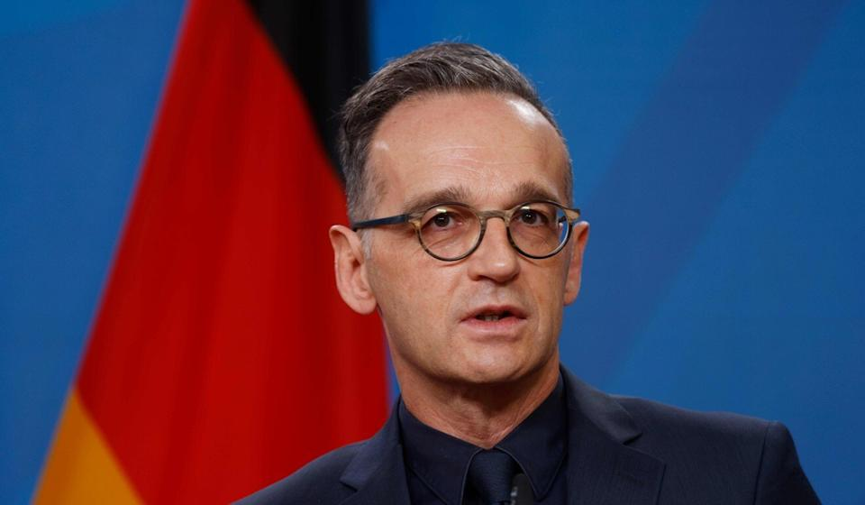 German Foreign Minister Heiko Maas. Photo: AFP