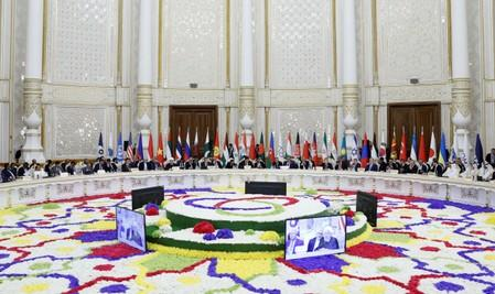 Officials attend CICA summit in Dushanbe