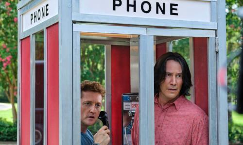 Bill & Ted Face the Music review – surf dudes still lift the spirits