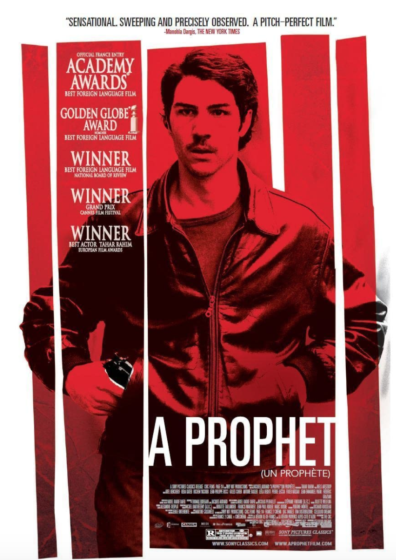 """<p>Tahar Rahim stars in this French gangster film about an inmate turned asssassin and drug trafficker, rising through the ranks of Corsican and Muslim crime groups. Like <em>Scarface</em>, it focuses on a single gangster, and it's one of the best modern examples of this subgenre. </p><p><a class=""""link rapid-noclick-resp"""" href=""""https://www.amazon.com/Prophet-proph%C3%A8te-Tahar-Rahim/dp/B003ULSSAU/ref=sr_1_1?dchild=1&keywords=A+Prophet+%282009%29&qid=1619534014&s=instant-video&sr=1-1&tag=syn-yahoo-20&ascsubtag=%5Bartid%7C2139.g.36133257%5Bsrc%7Cyahoo-us"""" rel=""""nofollow noopener"""" target=""""_blank"""" data-ylk=""""slk:STREAM IT HERE"""">STREAM IT HERE</a></p>"""