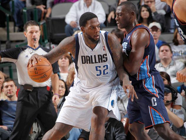 04055614464c Eddy Curry will start for the Dallas Mavericks