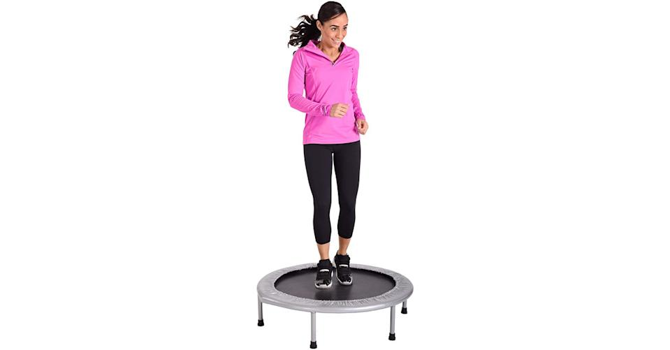 Stamina 36-Inch Folding Trampoline (Photo: Amazon)
