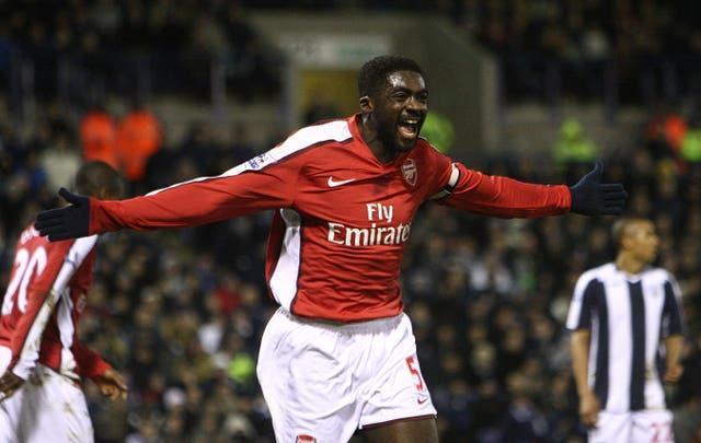 Former Arsenal defender Kolo Toure, pictured, gave lasting advice to Mahama Cho