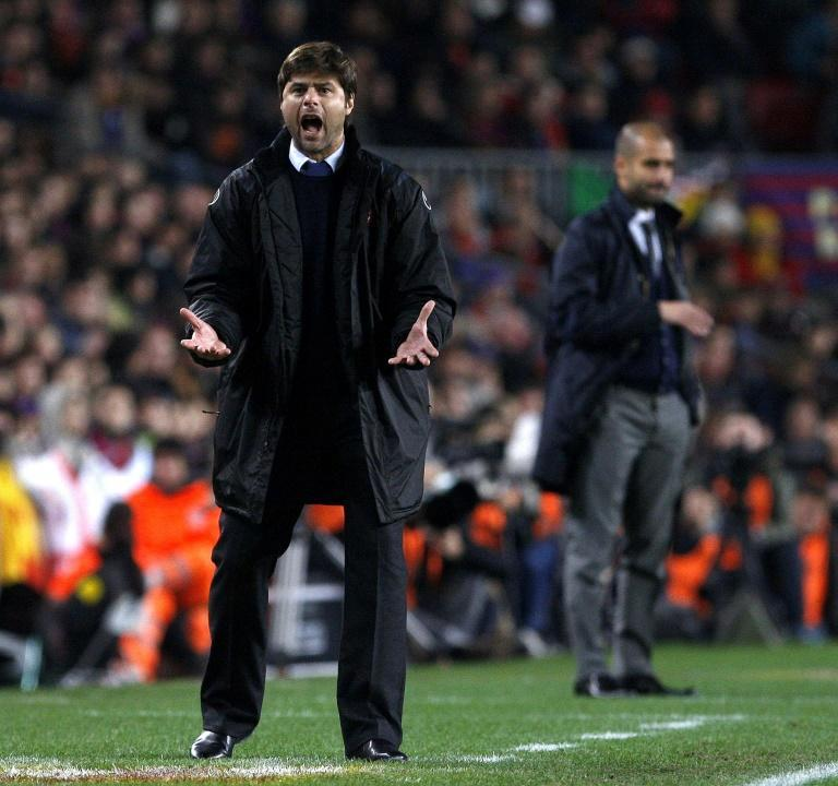 Pochettino masterminded a famous derby victory over Pep Guardiola's Barcelona during his time in charge of Espanyol