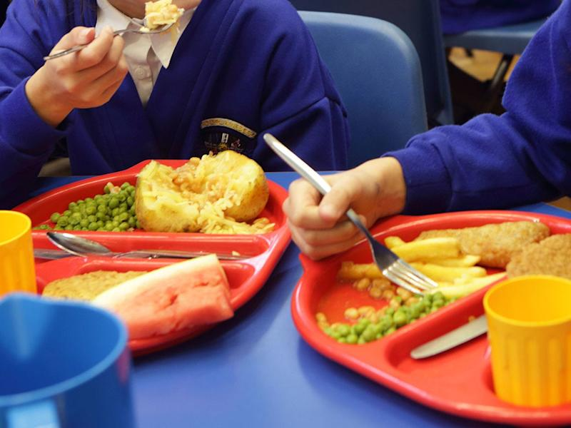 1.3m children in the UK are eligible for free school meals: Peter Cade