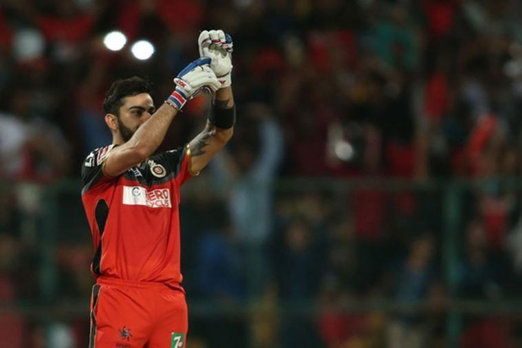 Kohli displayed extreme grit and determination on that day and batted with 8 stitches in his hand