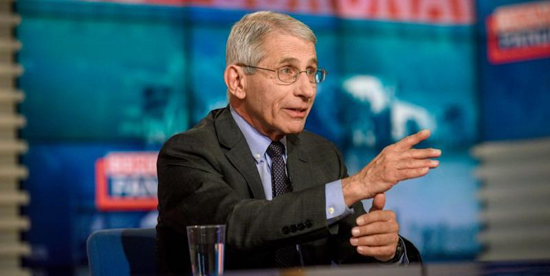 Doughnuts with Dr. Fauci's face selling like hot cakes at NY shop