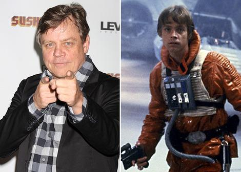 Mark Hamill confirms 'Star Wars: Episode 7' return talks