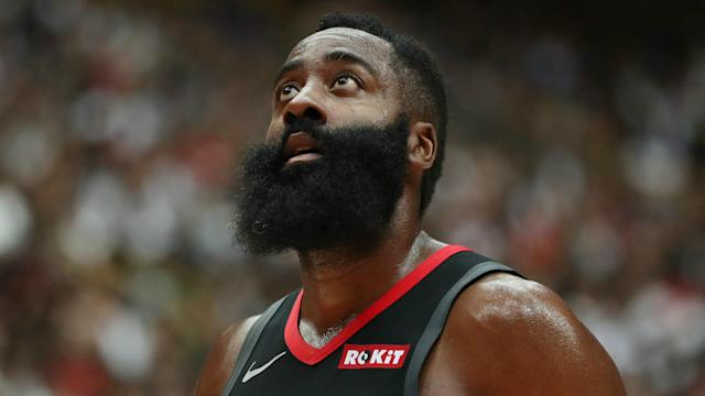 The Houston Rockets showed their fight and strength in depth against the Minnesota Timberwolves, says James Harden.