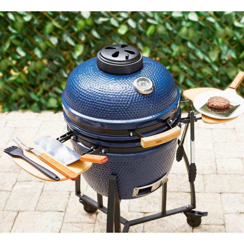 Time to get cooking and turn a humble backyard into the great outdoors. (Photo: HSN)