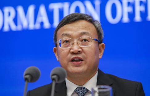 Vice-Minister of Commerce Wang Shouwen. Photo: Simon Song