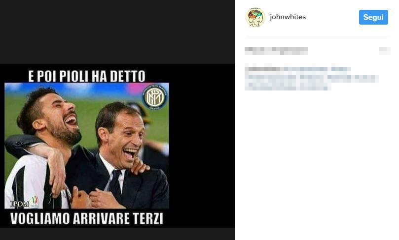 <p>In casa Juve si ride a crepapelle… (foto Instagram) </p>