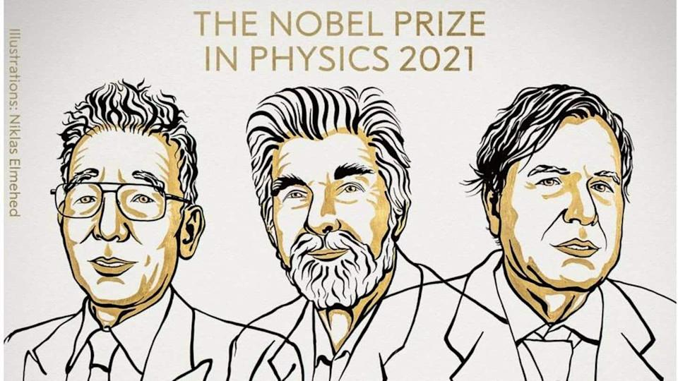 Hasselmann, Manabe, Parisi win Nobel Physics Prize for climate discoveries