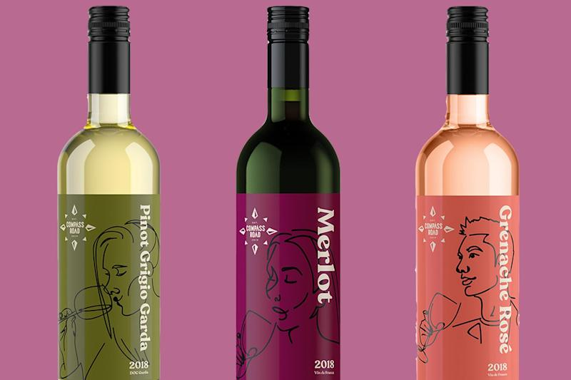 Amazon's new own brand wine is called Compass Road: Amazon
