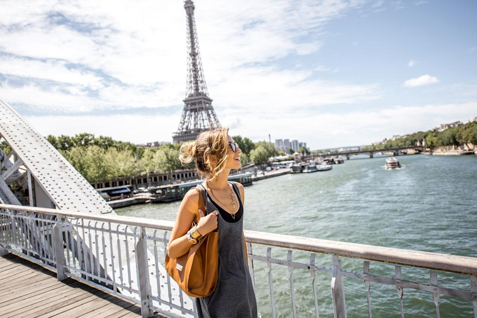The European Union is reversing its year-long stance on American tourists and this summer will welcome vaccinated U.S. passport holders, The New York Times reported. (Photo: Getty)