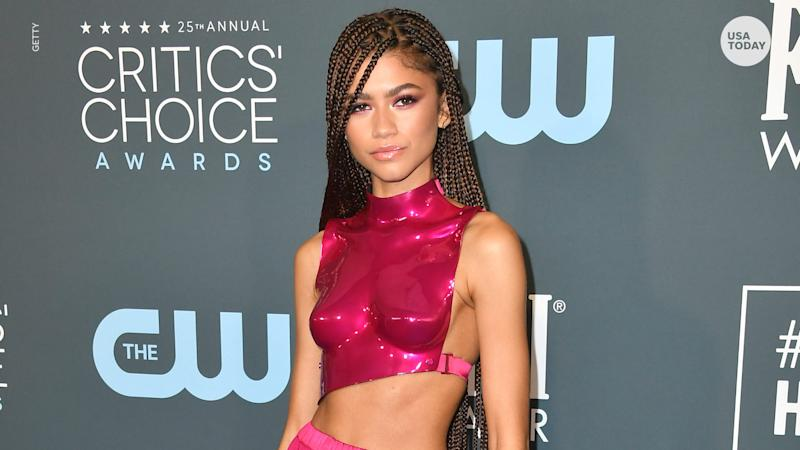 Zendaya opens up about her anxiety, refuses to call herself an activist: 'I'm just an actress'
