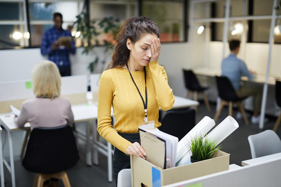Young people in particular have been hit the hardest by job losses, with an unemployment rate three times the national average. Photo: Getty