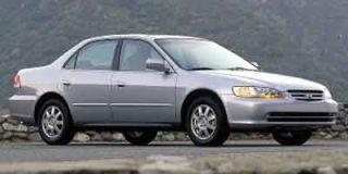 2002 Honda Accord Sdn VP