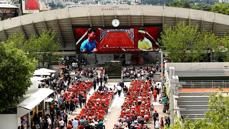 French Open put back a week, proposed WTA and ATP resumption dates revealed