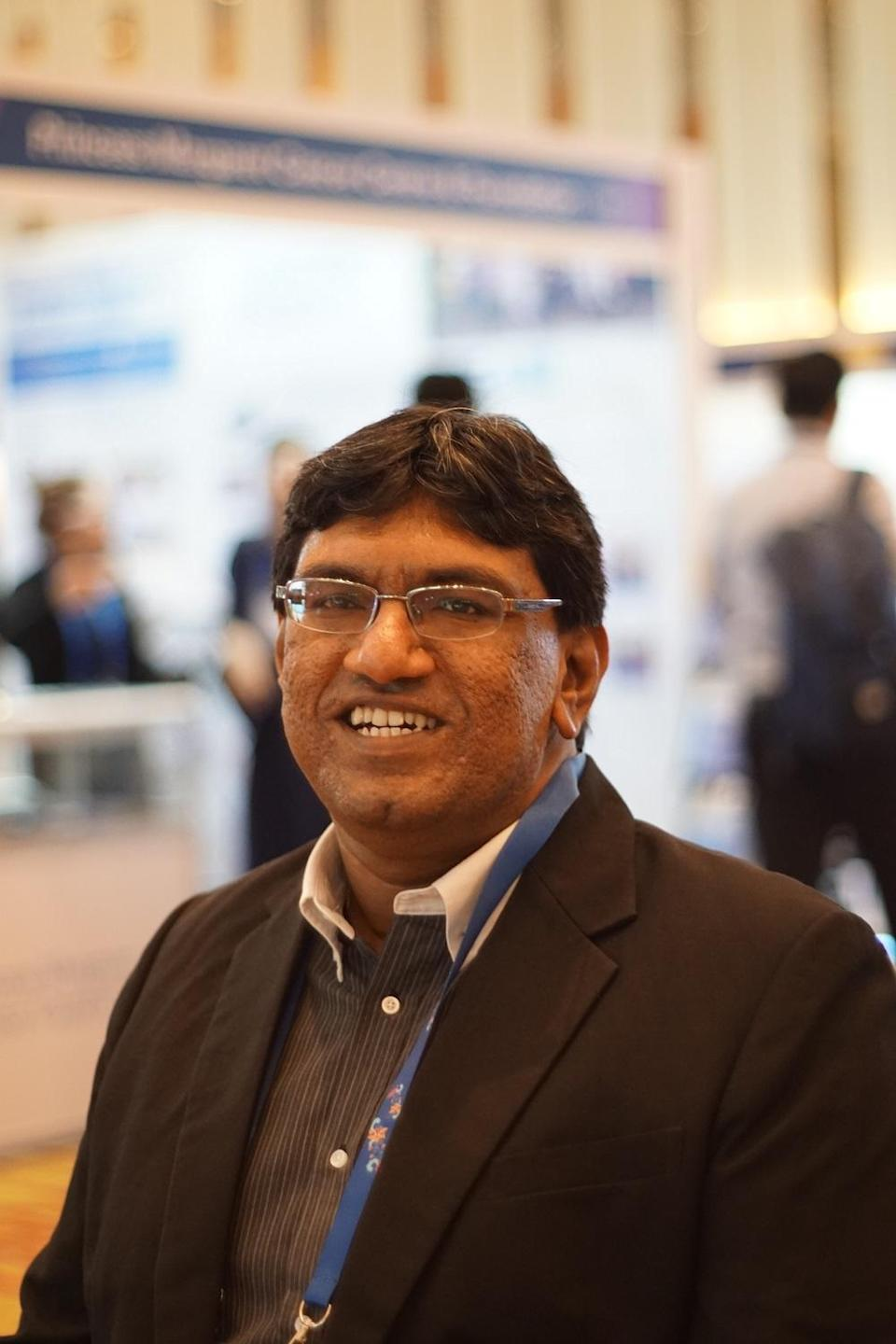 National Cancer Society of Malaysia's Managing Director, Dr. Murallitharan Munisamy. — Picture courtesy of National Cancer Society of Malaysia