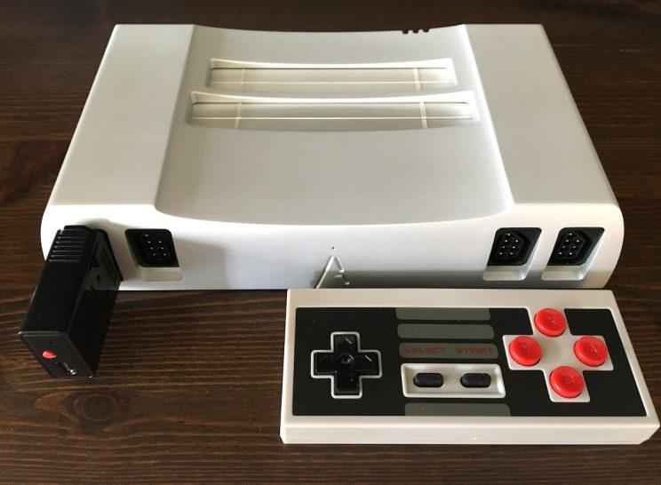 The Analogue Nt mini's design looks great.