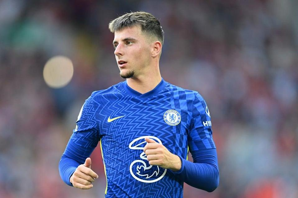 Mason Mount is a doubt for Chelsea's trip to Turin to face Juventus  (Getty Images)