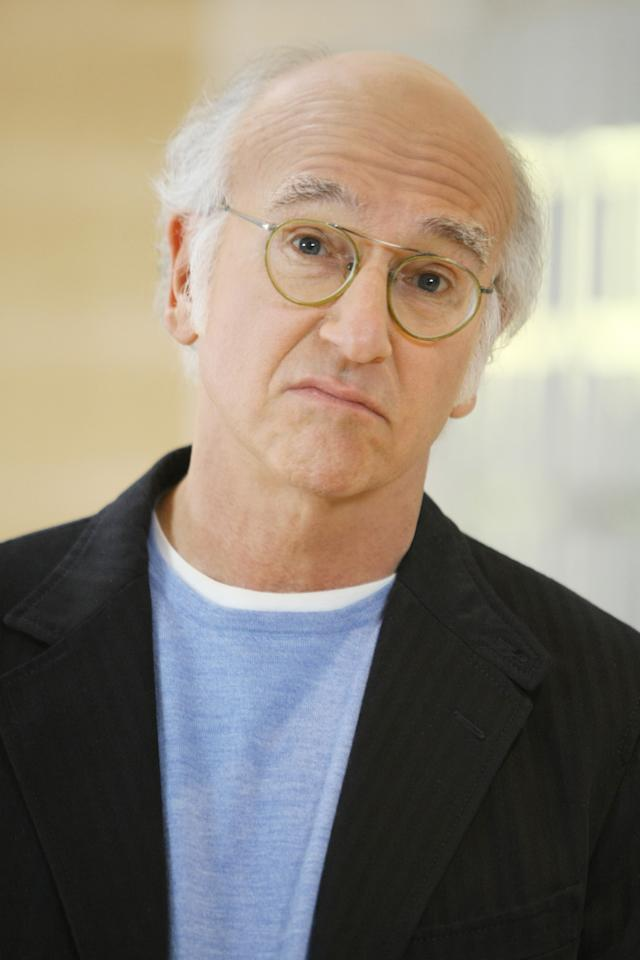 """Lead Actor in a Comedy Series: Larry David, """"Curb Your Enthusiasm"""""""