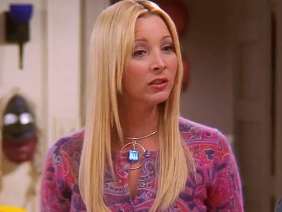 phoebe buffay friends, lisa kudrow