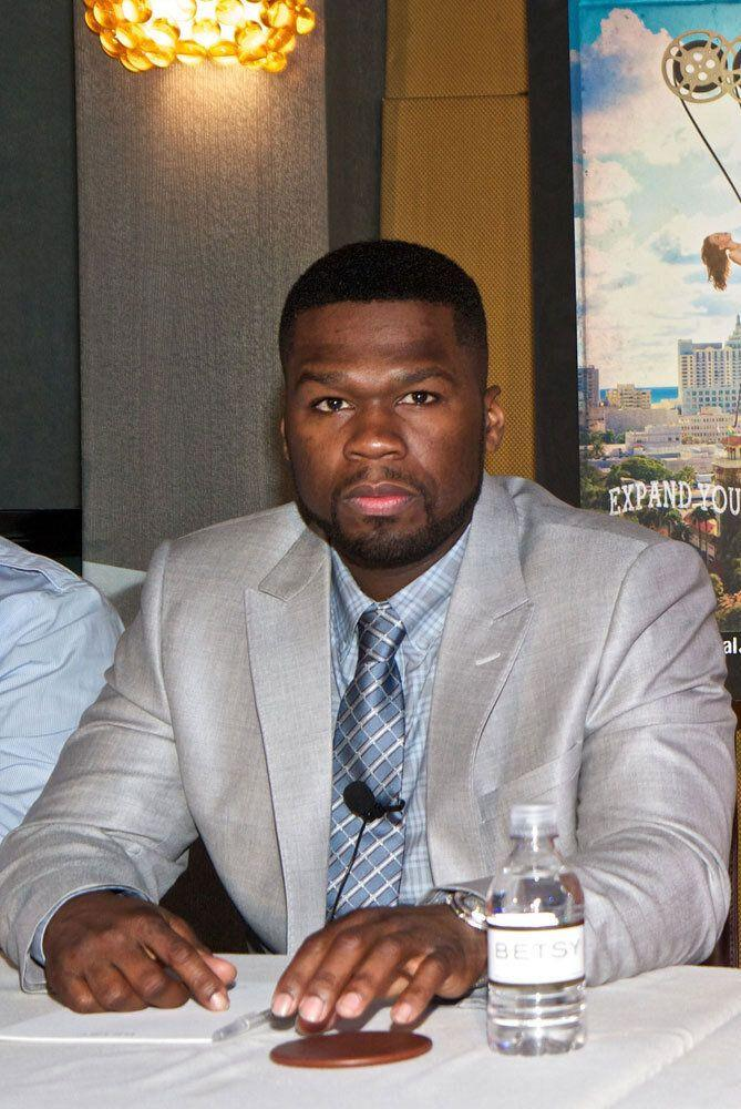 "Plenty of people have a problem with 50 Cent, but the rapper insists on there literally being no beef whenever he plays a gig. ""There is to be no beef (except where noted) or pork in the food or vicinity of 50 Cent's dressing or catering rooms"", bellows his rider request list. He also asks for eggs ""made to order"", proving that he has high connections in the glamorous world of battery farming. (Pic: jpistudios.com)"