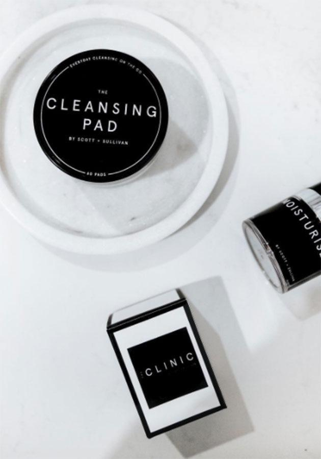 Say hello your new skin care saviour! Source: Instagram/@theclinicau