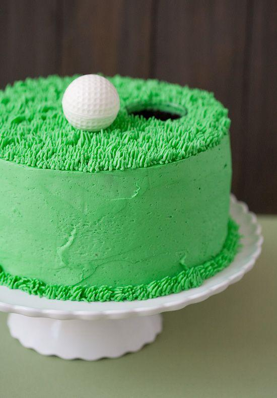 """<p>This well-dressed cake is sure to be a hole-in-one, especially if dad's an avid golfer.</p><p><em><a href=""""https://www.loveandoliveoil.com/2011/11/chocolate-stout-cake.html"""" rel=""""nofollow noopener"""" target=""""_blank"""" data-ylk=""""slk:Get the recipe from Love and Olive Oil »"""" class=""""link rapid-noclick-resp"""">Get the recipe from Love and Olive Oil »</a></em> </p>"""