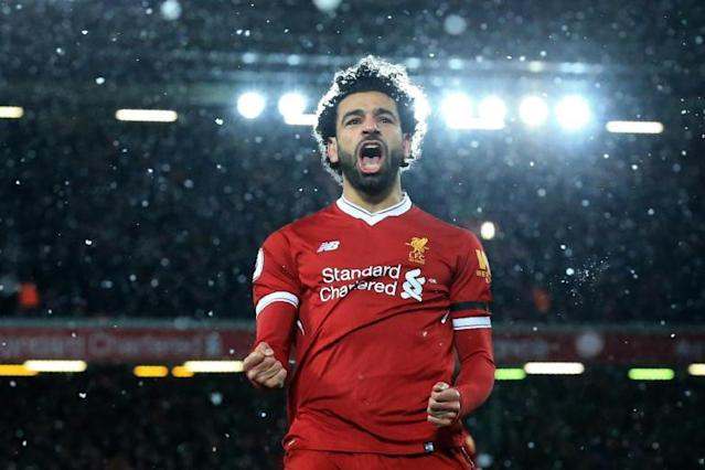 Liverpool 5 Watford 0: Mohamed Salah scores four as Reds retake third spot