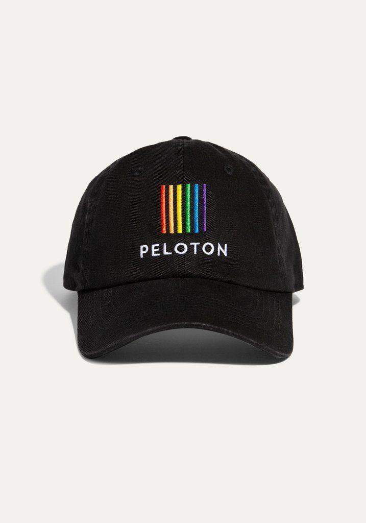"""<p><strong>Peloton</strong></p><p>onepeloton.com</p><p><strong>$25.00</strong></p><p><a href=""""https://apparel.onepeloton.com/products/su120-peloton-pride-hat?_pos=3&_sid=788425b0c&_ss=r"""" rel=""""nofollow noopener"""" target=""""_blank"""" data-ylk=""""slk:Shop Now"""" class=""""link rapid-noclick-resp"""">Shop Now</a></p><p>Dad hats are basically an essential staple for any wardrobe — which is why you definitely need this classic Pride hat from Peloton. The exercise company has created a special <a href=""""https://apparel.onepeloton.com/collections/peloton-pride-2020"""" rel=""""nofollow noopener"""" target=""""_blank"""" data-ylk=""""slk:Pride Collection"""" class=""""link rapid-noclick-resp"""">Pride Collection</a> this year, with 20% of purchase profits from June being donated to the <a href=""""https://www.aliforneycenter.org/"""" rel=""""nofollow noopener"""" target=""""_blank"""" data-ylk=""""slk:Ali Forney Center"""" class=""""link rapid-noclick-resp""""><strong>Ali Forney Center</strong></a>, an organization dedicated to protecting LGBTQ youths from the harms of homelessness.</p>"""