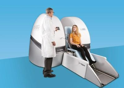 MROpen EVO is a helium free MRI System designed to give patients who suffer from claustrophobia the best MRI experience ever.