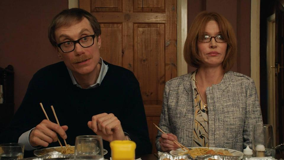 Stephen Merchant stars in the movie as well as serves as writer and director