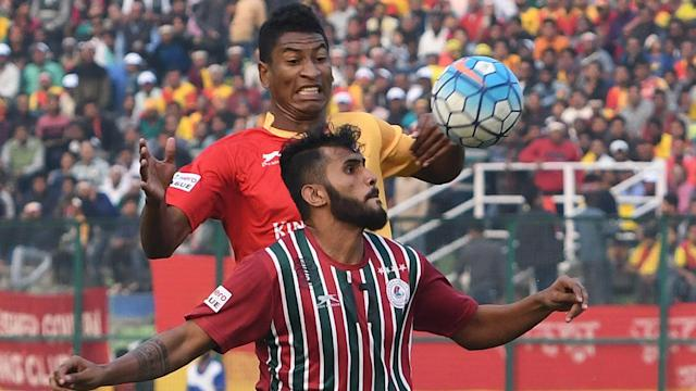 Mohun Bagan regulars Pronay Halder and Subhasish Bose have been declared unfit for the high-voltage game as both teams fly to Siliguri on Friday...