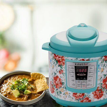 An Instant Pot is kitchen hero that does the work of seven different kitchen gadgets, and has the ability to slow cook, sauté, steam, stew, cook rice and keep your food warm like a chafing dish. (Photo: Walmart)