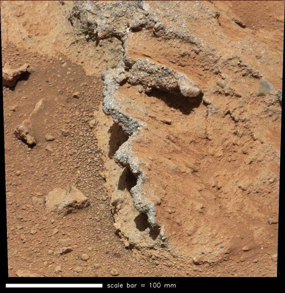 Water on Mars: Curiosity Rover Uncovers a Flood of Evidence