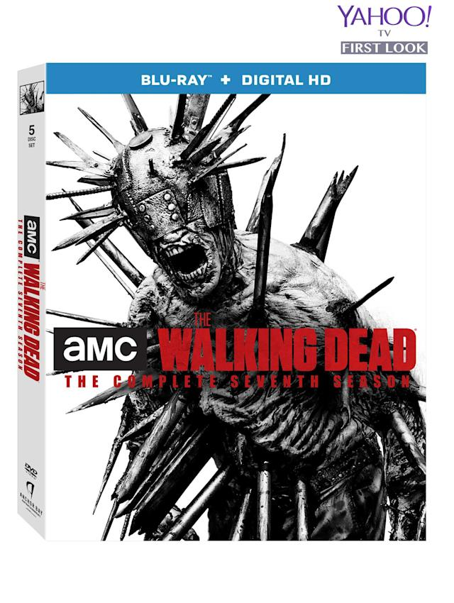 The Walking Dead Season 7 DVD/Blu-Ray