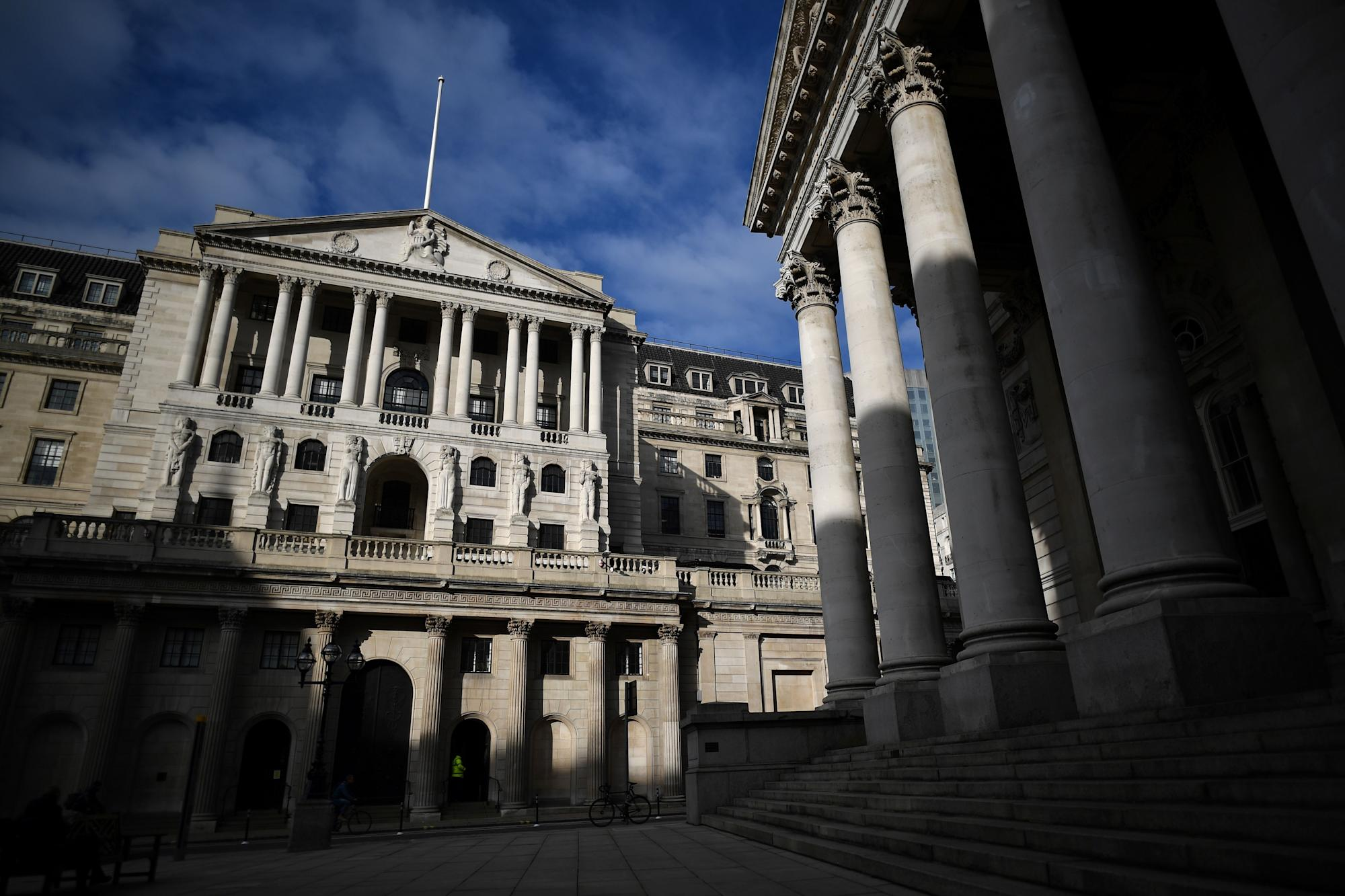 Bank of England official: We could be reaching money's 'iPhone moment'