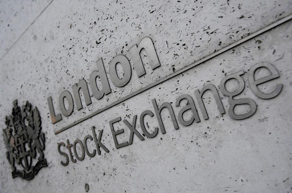 <p>The FTSE 100 index returned to the 7,000 threshold in early trading on May 12</p> (REUTERS)