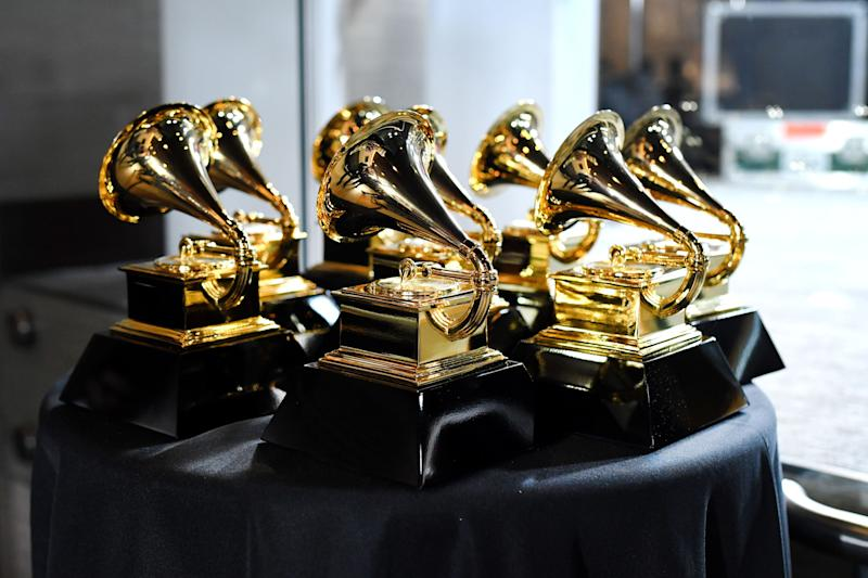 This year's Grammys will take place in less than two weeks (Photo: MJ Photos/Shutterstock)