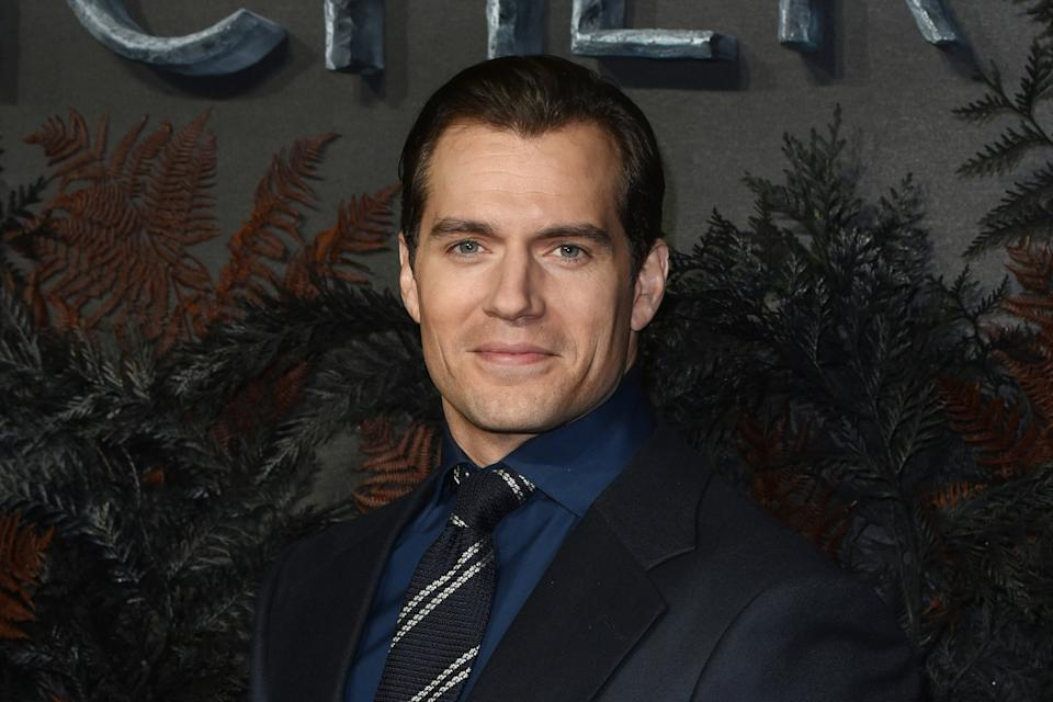 LONDON, UNITED KINGDOM - DECEMBER 16 2019: Henry Cavill attends the world premiere of 'The Witcher' at VUE Leicester Square in London. (Photo by James Warren / SOPA Images/Sipa USA)