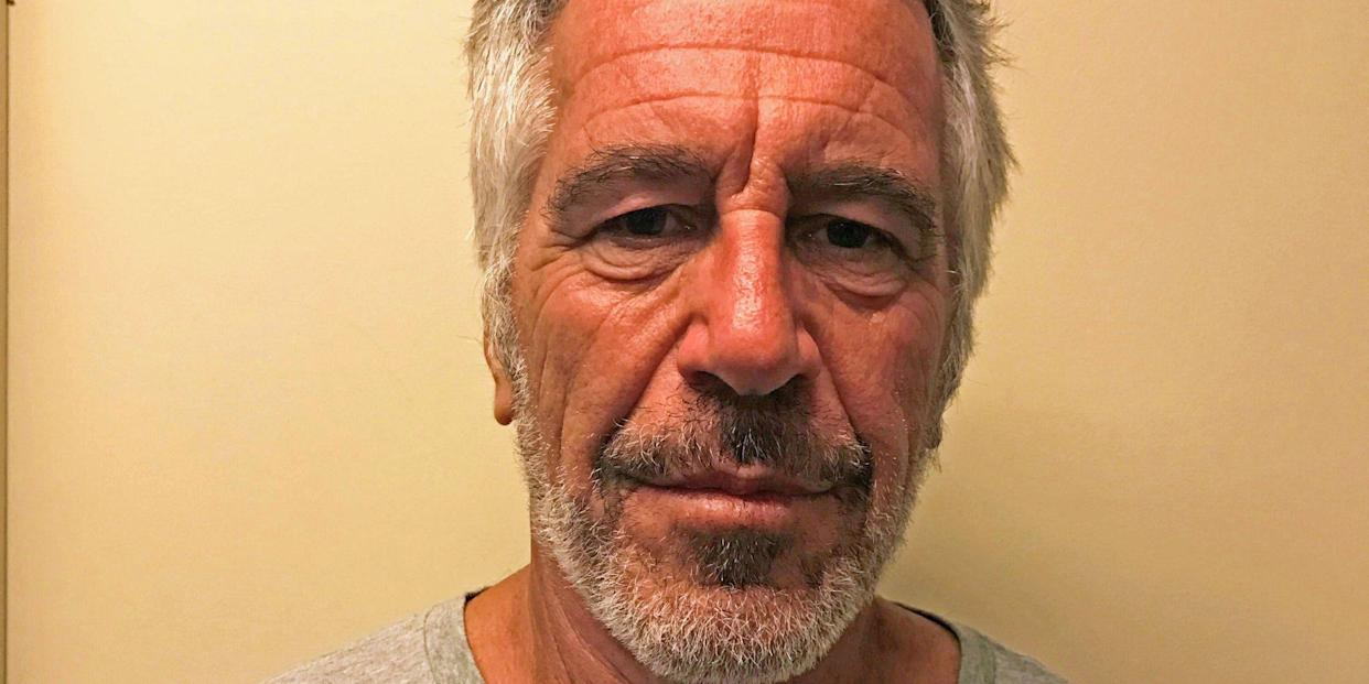jeffrey epstein ny state sex offender photo