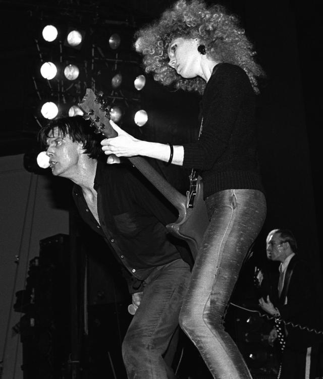 The Cramps in the late '70s. (Photo: Ebet Roberts/Redferns)