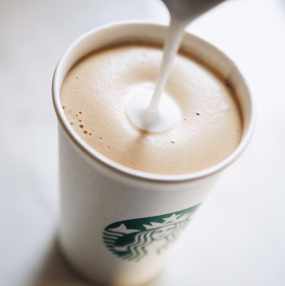 <p>People go nuts for the signature look of the flat white, and don't even get them going on the taste. Do you know how many times people have posted their #FlatWhite to Instagram? Millions. <em>Millions</em>!</p>