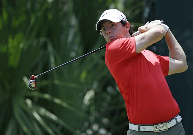 McIlroy to set up his own management group