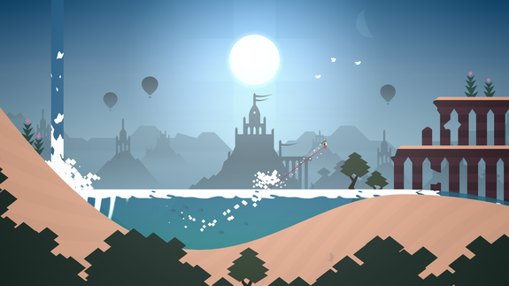 """<img alt=""""""""/><p>One of the best iPhone games finally has the sequel we've been waiting for.</p> <p><em>Alto's Odyssey</em>, the long-awaited sequel to <em>Alto's Adventure</em>, hit the App Store this week, three years after the original became one of our <a rel=""""nofollow"""" href=""""https://mashable.com/2015/12/23/best-iphone-apps-2015/?utm_campaign=Mash-BD-Synd-Yahoo-Tech-Full&utm_cid=Mash-BD-Synd-Yahoo-Tech-Full"""">favorite games</a> of 2015.</p> <div><p>SEE ALSO: <a rel=""""nofollow"""" href=""""https://mashable.com/2018/02/21/snap-responds-to-snapchat-redesign-petition/?utm_campaign=Mash-BD-Synd-Yahoo-Tech-Full&utm_cid=Mash-BD-Synd-Yahoo-Tech-Full"""">Snap has a new message for all the Snapchat redesign haters</a></p></div> <p>With a three-year wait, expectations for <em>Alto's Odyssey </em>were extremely high, but we can now say the <a rel=""""nofollow"""" href=""""https://itunes.apple.com/app/altos-odyssey/id1182456409?mt=8"""">$4.99 iOS game</a> was worth the wait.</p> <p>The games strikes the perfect balance of maintaining everything that was great about the original, while adding enough new elements you don't feel like you're just rehashing the same game with new graphics.</p> <p>The core dynamics are the same: you race through levels (this time on sand instead of snow) while completing increasingly difficult challenges with a rotating cast of characters. But there are new tricks to master (like wall rides, seen below) and new obstacles play on (hot air balloons and ancient ruins).</p> <p><img></p> <div></div><p>Also different: the game has a beautiful new soundtrack (play with headphones — you won't regret it) that changes as you go through each level. Likewise, each level's scenery also changes the more you ride: you'll move from sand dunes to ancient ruins as day turns into night and back into day (if you can stay alive long enough, that it).</p> <p>Best of all, <em>Alto</em> avoids the intrusive ads and freemium gimmicks so many other games rely on so you can concentrate on just pla"""
