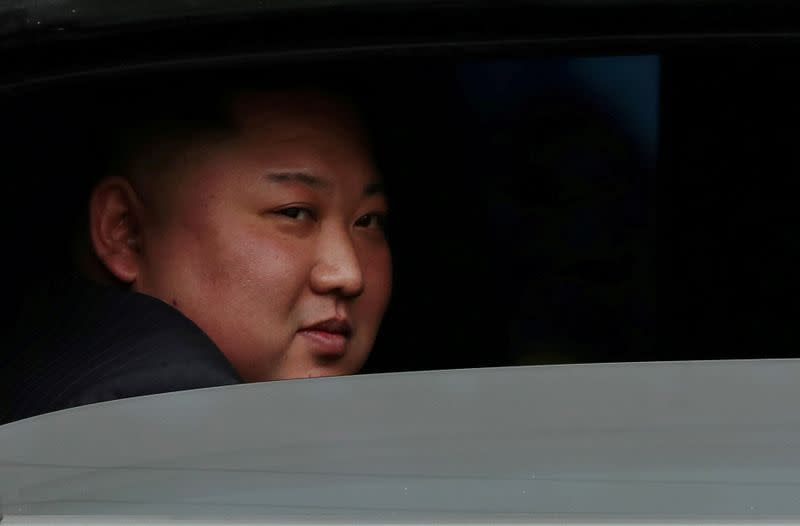 North Korea's Kim keeps low public profile in May - analysts